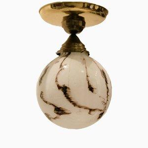 Vintage Art Deco Deckenlampe