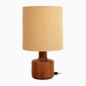 Teak Table Lamp, 1960s