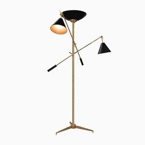 Lámpara de pie Torchiere de Covet Paris