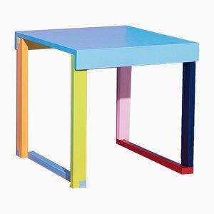 Table d'Appoint pour Enfant EASYoLo Firenze par Massimo Germani Architetto pour Progetto Arcadia