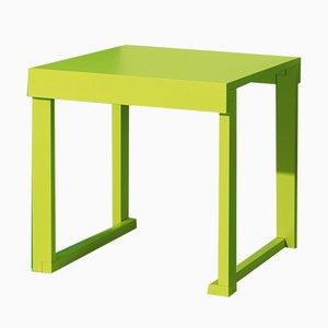 Table pour Enfant Vert Pomme EASYoLo par Massimo Germani Architetto pour Progetto Arcadia