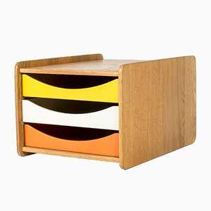 Accessorio da scrivania vintage di Borge Mogensen per Karl Andersson & Söner