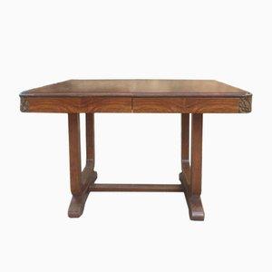 Ausziehbarer französischer Vintage Tisch, 1940er