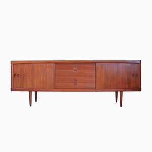 Vintage Teak Sideboard by H.W. Klein for Bramin, 1960s