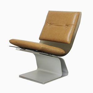 Lounge Chair from Maison Jansen, 1970s