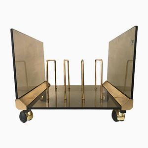 Magazine Rack by Pierangelo Gallotti for Gallotti & Radice, 1970s