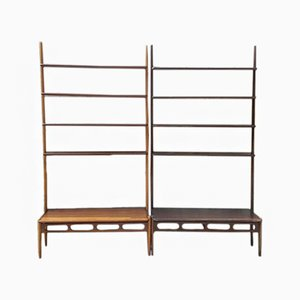 Wall Units by William Watting for Scanflex, Set of 2