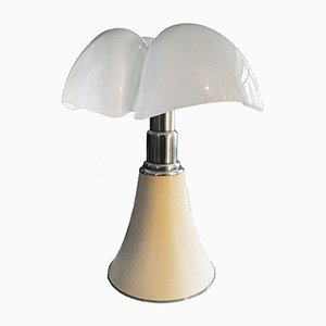 Model Pipistrello Table Lamp by Gae Aulenti for Martinelli Luce, 1960s