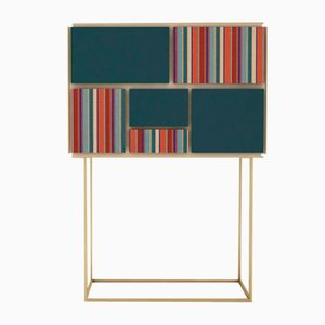 Strips Cabinet by Monica Gasperini