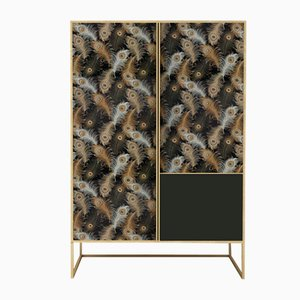 Plumage Cabinet by Monica Gasperini