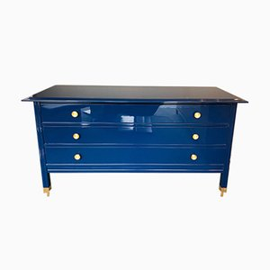 Italian Lacquered Chest of Drawers by Carlo de Carli, 1964