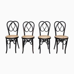 Model 41 Chairs by Ventura Feliu, 1900s, Set of 4