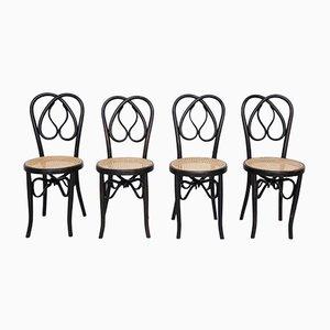 Modell 41 Chairs von Ventura Feliu, 1900er, 4er Set