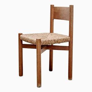 Model Meribel Chair by Charlotte Perriand, 1950s