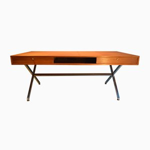 President Desk by Pierre Guariche for Minvielle, 1962