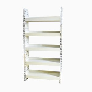 Modular Shelving Unit by Sergio Mazza for Artemide, 1970s