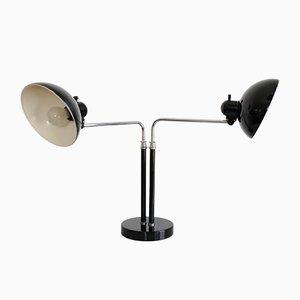 Lámpara de mesa Bauhaus 6850 vintage de Christian Dell para Kaiser Idell