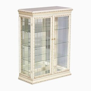 Venetian Display Case with Glass Shelves, 1970s