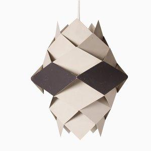 Lampe à Suspension Symfoni par Preben Dahl pour Hans Følsgaard, 1970s