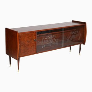 Mid-Century Art Deco Sideboard von Lissone