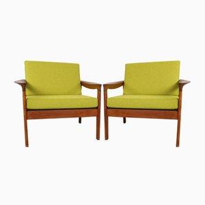 Borneo Sessel von Sven Ellekaer für Komfort, 1960er, 2er Set