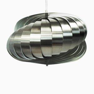 Lámpara colgante francesa de Henri Mathieu, años 70