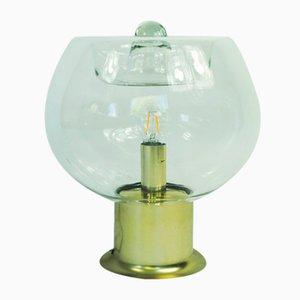 Lámpara de mesa grande de Doria Leuchten, años 70