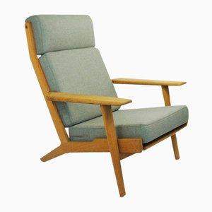 GE290 Sessel von Hans Wegner für Getama, 1950er