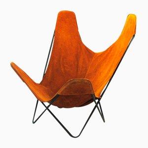 Chaise Butterfly par Jorge Ferrari-Hardoy pour Knoll, 1970s