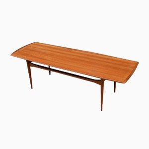 FD-503 Coffee Table by Tove & Edvard Kindt-Larsen for France & Søn, 1950s
