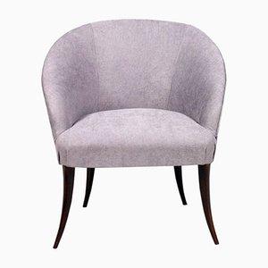 Vintage Italian Lounge Chair, 1930s