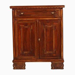 Vintage Tuscan Renaissance Cabinet