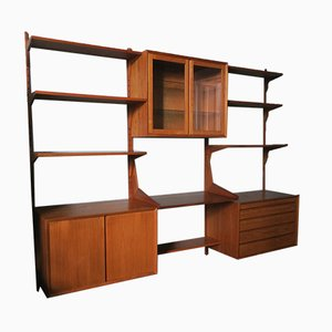 Modular Shelving Unit by Poul Cadovius for Cado, 1960s
