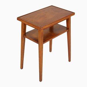 Tavolino vintage in legno di ciliegio, 1935