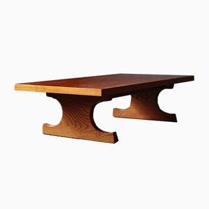 Fumi Tisch von Isamu Kenmochi für Tendo Mokko, 1970er