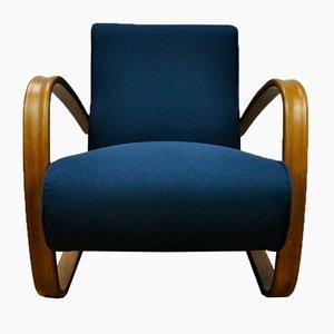 H-269 Lounge Chair by Jindřich Halabala for UP Závody Brno, 1950s