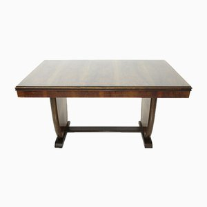 Italian Wooden Dining Table, 1940s