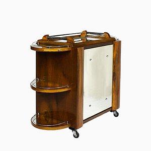 Mobile bar vintage su ruote di Borraz