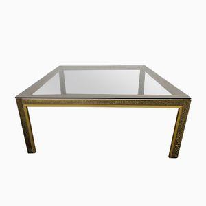 Table Basse par Renato Zevi pour Maison Roméo, 1970s