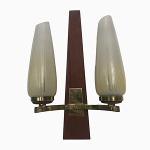 Deutsche Vintage Wandlampe