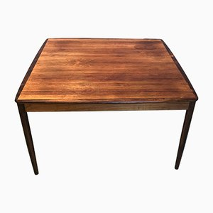 Rosewood Coffee Table by Yngvar Sandström for Seffle Möbelfabrik, 1960s