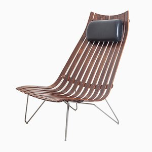Senior Chair by Hans Brattrud for Hove Møbler, 1960s