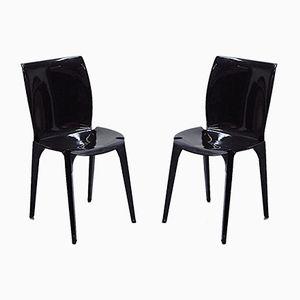 Lambda Chairs by Marco Zanuso for Gavina, 1960s, Set of 2