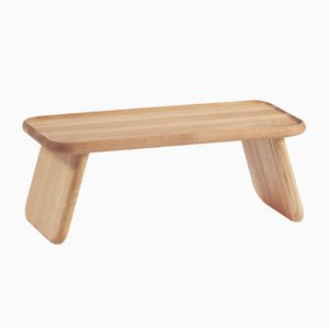 Bento Tray S in Lacquered Oak from OSW