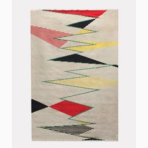 Grand Tapis Moderniste Tchèque par Antonin Kybal, 1950s