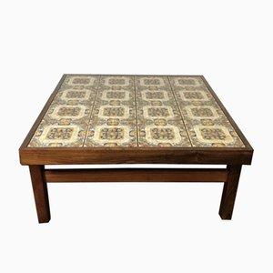Mesa de centro Mid-Century de palisandro de Trioh