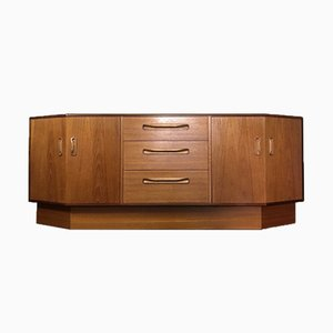 Mid-Century Fresco Teak Sideboard from G-Plan