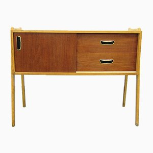 Teak Chest of Drawers, 1950s
