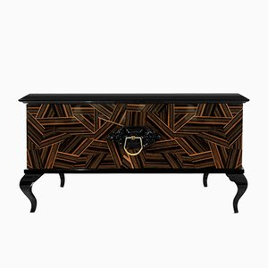 Table de Nuit Guggenheim Nightstand de Covet Paris