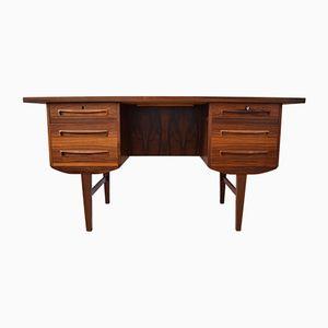 Danish Rosewood Executive Desk from AP Svenstrup, 1960s
